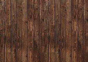 Fundo Fotografico - Madeira Rústica GRANDE (2.10 x 3 metros)