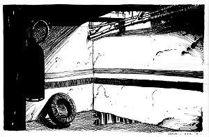 Inktober 18 - Garagem
