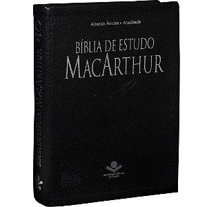 BÍBLIA DE ESTUDO MAC ARTHUR