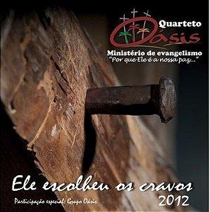 CD QUARTETO OÁSIS