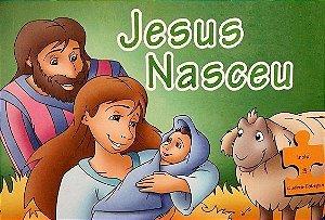 JESUS NASCEU - QUEBRA-CABEÇA