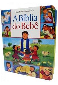 A Bíblia Do Bebê Tnl593p