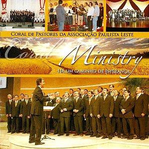 CD HÁ UM CAMINHO DE ESPERANÇA - CORAL MASCULINO MINISTRY