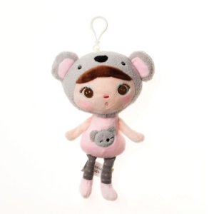 Chaveiro Metoo Doll Boneca Jimbao Koala