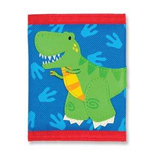 Carteira Infantil Dinossauro Stephen Joseph