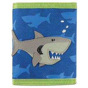 Carteira Infantil Tubarão Stephen Joseph