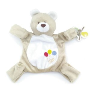 Blanket Multifunções - Urso - Zip Toys