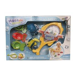 Brinquedo Pescaria no Banho (Amarelo)  - Girotondo Baby