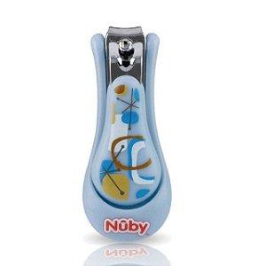Cortador de Unhas Infantil - Azul - Nuby