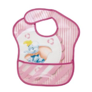 Babador Impermeável Dumbo  - Girotondo Baby