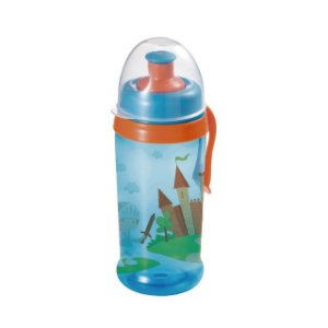 Copo Squeeze Grow - Azul - 360ml - 36M+ - Multikids Baby