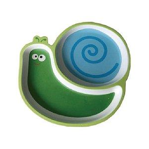 Prato Infantil com divisórias Eco – Caracol – Girotondo Baby