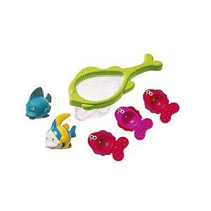 Brinquedo Pescaria no Banho (Verde)  - Girotondo Baby