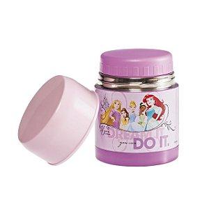 Frasco Térmico para alimentos - Princesas 600 ml - Girotondo Baby