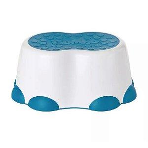 Banquinho Bumbo para Higiene Azul - Bumbo