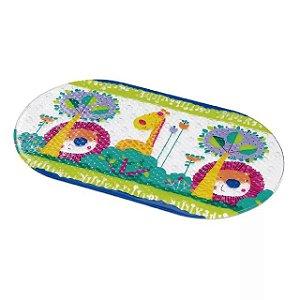 Tapete antiderrapante para Banho Safe Bath Decorado - Multikids Baby