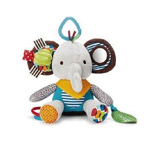 Brinquedo pelúcia de Atividades com Mordedor (Bandana Buddies) Elefante - Skip Hop