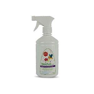 Spray de água de passar perfumada cheirinho de algodão e melissa – Bioclub Baby