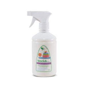 Spray de água de passar perfumada – Bioclub Baby