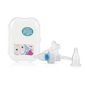 Aspirador Nasal com Filtro e Estojo - Nuby