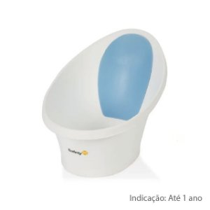 Banheira Easy Tub Azul - Safety 1st