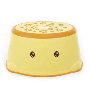 Banquinho para Higiene Duck Step Amarelo - Safety 1st