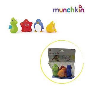 Bichinhos de Banho - 4 unidades - Munchkin