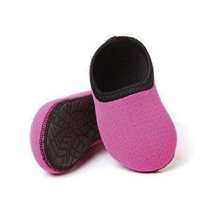 Sapatilha confortável, antitérmica e antiderrapante - Ufrog Fit Rosa Pink