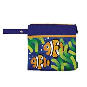 Bolsa Impermeável Peixe Palhaço - Stephen Joseph