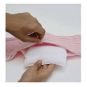 Refil sachê com ervas para faixa térmica abdominal - Zip Toys