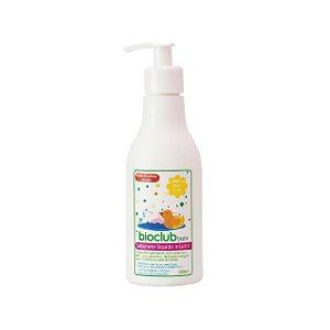 Sabonete líquido infantil com glicerina vegetal sem ressecar a pele - 300ML - Bioclub Baby