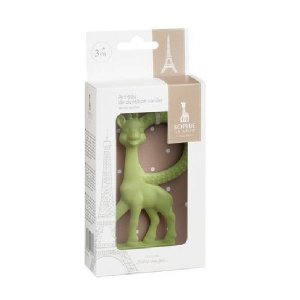 Sophie La Girafe Mordedor Vanilla Verde - Vulli