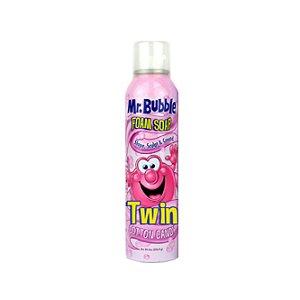 Espuma de Banho Mr. Bubbles Cotton Candy - Lilás - 225 g - xx