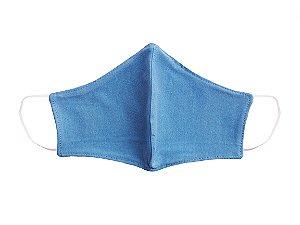 Máscara de Tecido - Masculina - INFANTIL - Azul - Zip Toys