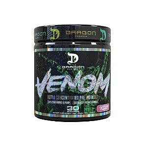 Pré-Treino  Venom 30 Doses - Dragon Pharma