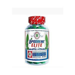 Termogênico Pharmaceuticals Lipodrene Elite 90 Tabs -  Hi-Tech