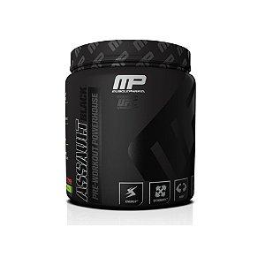 Pré-Treino Assault Black 30 Doses - Muscle Pharma