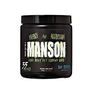 Pré-Treino Dark Metal Manson 35 doses - Insane Labz
