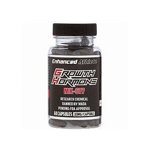 Growth Hormone (MK677) 10mg 60 Caps - Enhanced Athlete