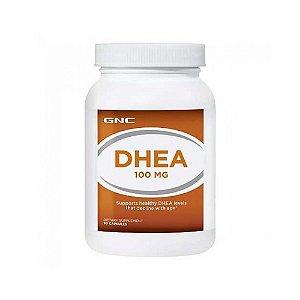 DHEA  100mg Time Elease 90 Caps - GNC