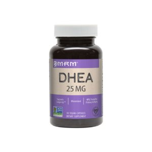 DHEA 25mg 90 Caps - MRM