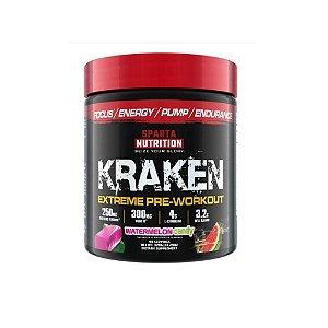 Pré-Treino Kraken  40 Dose - Sparta Nutritions
