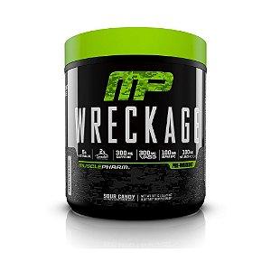 Pré-Treino Wreckage 25 Doses - Muscle Pharma