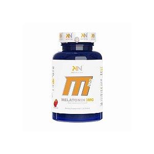Melatonina  3mg Sub-Lingual 100 Tabs Ação Rápida - KN Nutrtion