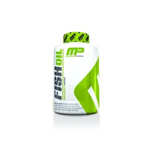 Óleo de Peixe Fish Oil Omega 3 90 Softgel - MusclePharm