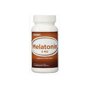 Melatonina 5mg 60 Tabs -GNC