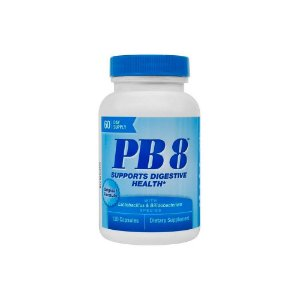 PB8 Probiótico 120 Caps Original Formula - Now