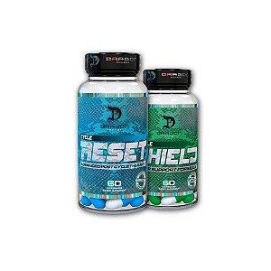 Combo Cycle Shield + Reset - Dragon Pharma