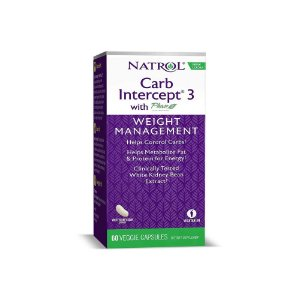 Carb Intercept 3 1000mg 60 Caps - Natrol