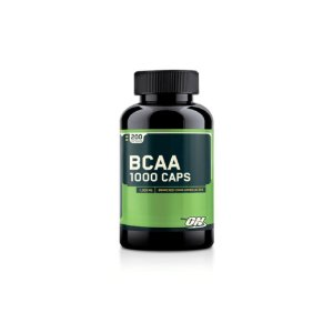 Bcaa  1000mg 200 Caps - Optimum Nutrition